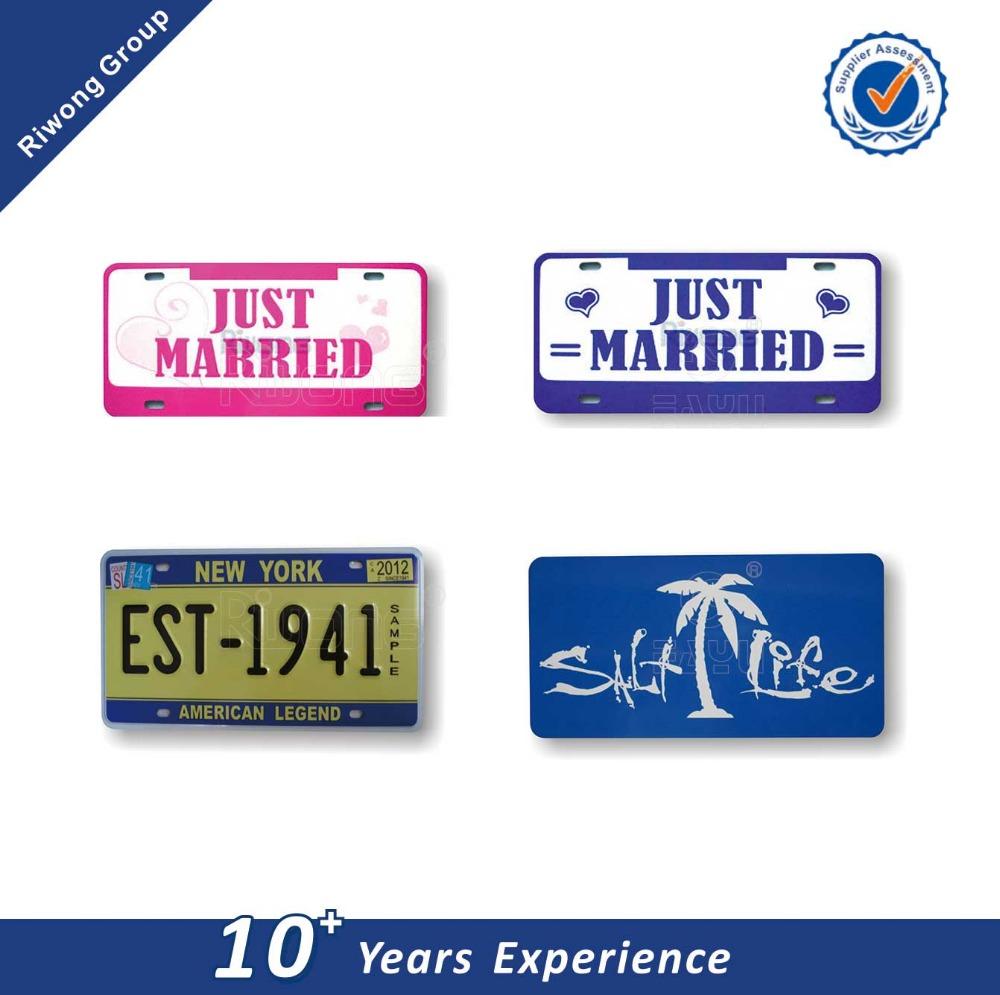 Car Plate Souvenir, Car Plate Souvenir Suppliers and Manufacturers ...