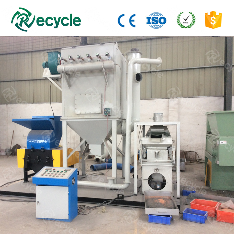Scrap Copper Wire Cable Recycling Machine Wholesale, Machine ...
