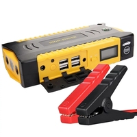 Portable Powerbank Car Battery Super Capacitor Jump Starter 69800mah