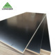 1220x2440 18mm black melamine laminated mdf board