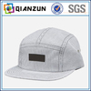Custom-made acrilyc stripeed 5 panel cap wholesale