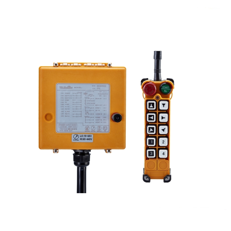 F26-B3 Industrial Remote Radio Wireless Control Include 1 Transmitter + 1 Receiver