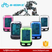 Bike Computer,Original Wireless Bicycle Speedometer with Compass Key Ring,Multi Function Bike Odometer Cycling
