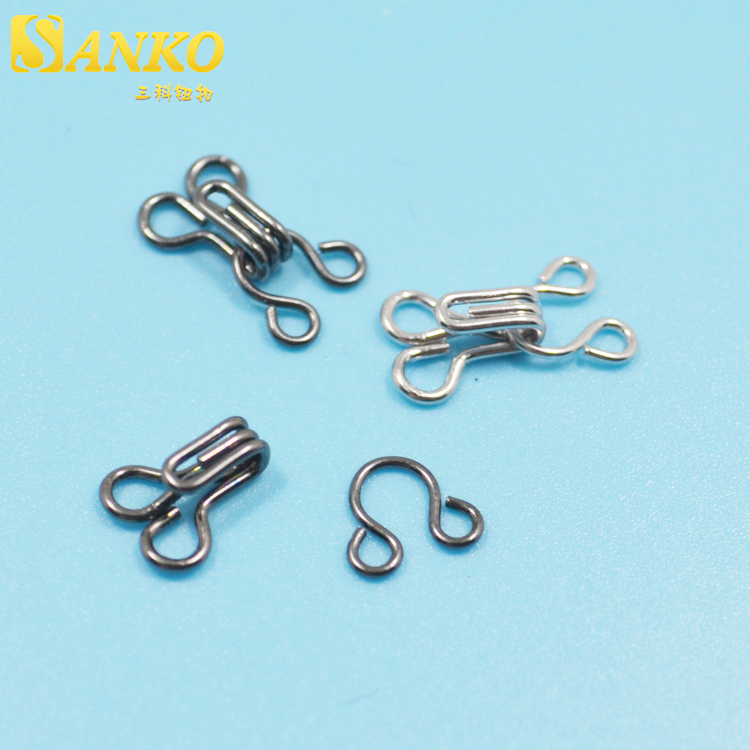 wholesale full size metal bra hook and eye accessories