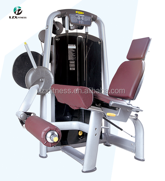 LZX-2002 Seated Leg Extension/Commercial Fitness Equipment