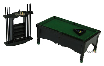 Pool Table Snooker Billiards Garage Ball Games Kids Toys Tables - Pool table in garage
