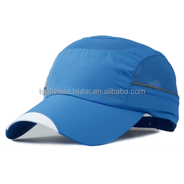Custom Dry Fit Running Cap,Cotton Sport Cap And Hat With Customize Logo