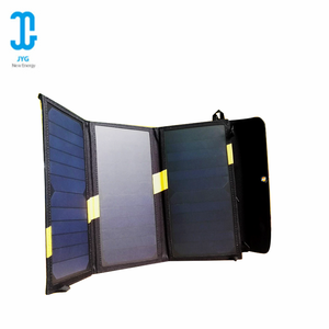 High quality foldable waterproof solar power panel charger portable