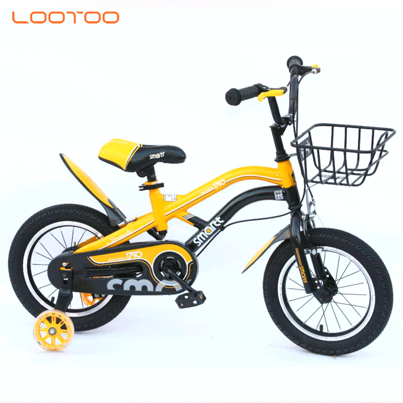 Cheap price 12 - 18 inch bike kid children bicycle with umbrella for 1 years old child