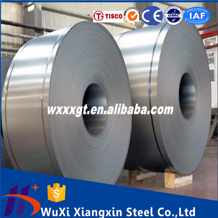 China Supplier coil of steel color steel coil 321 stainless steel coil tubing