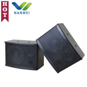2 x 6.5 inch project speaker active wall mounted church 3.1 fm radio