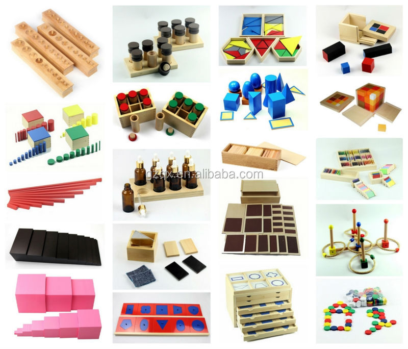 Guangzhou most popular children montessori materials for for Materials for kids