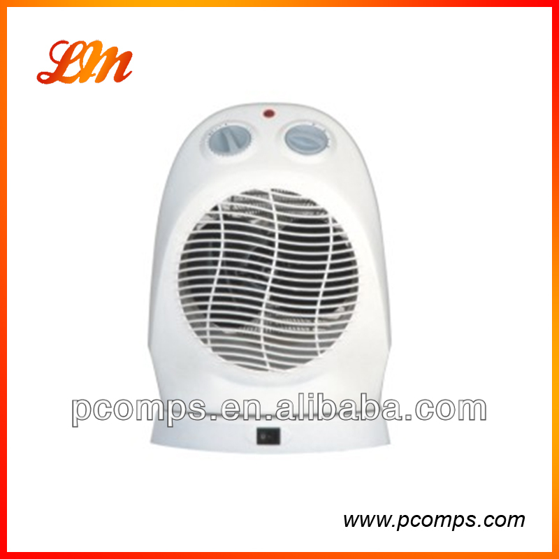Fast Heating Fan Heater With Tip-over Switch For Selection