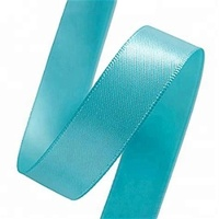 "1/8""- 4"" Polyester Double Sided Satin Ribbon 100 yards"