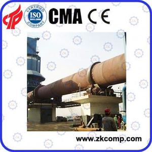 China Quick Active Lime Powder Production Line, Active Lime Plant, Lime Rotary Kiln