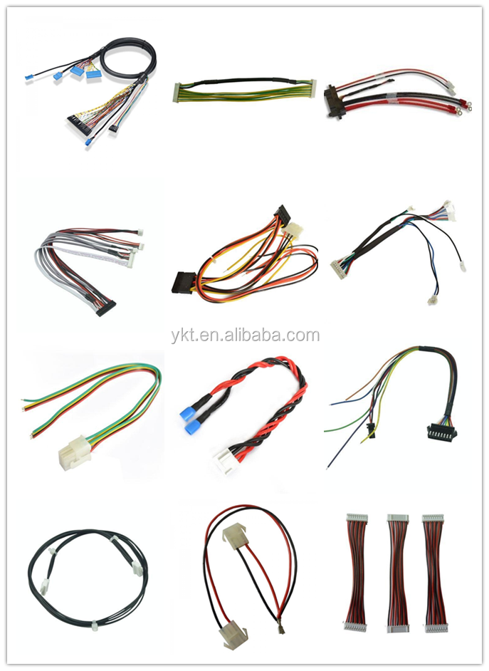 Pvc Insulated Custom Wiring Harness Universal Car Stereo Cable - Buy on car stereo cover, car stereo with ipod integration, car stereo sleeve, car stereo alternators, car wiring supplies, leather dog harness, 95 sc400 stereo harness, car fuse, car speaker,