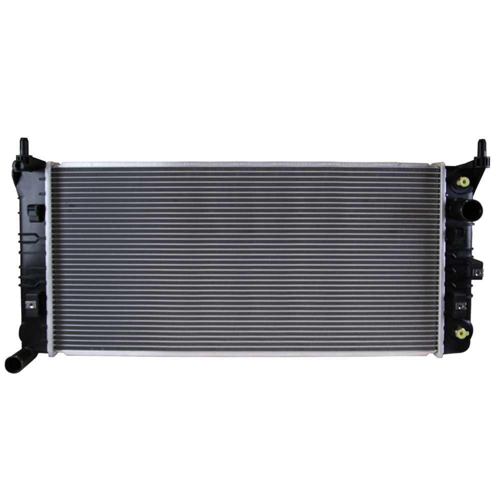 Prime Choice Auto Parts RK795 Aluminum Radiator