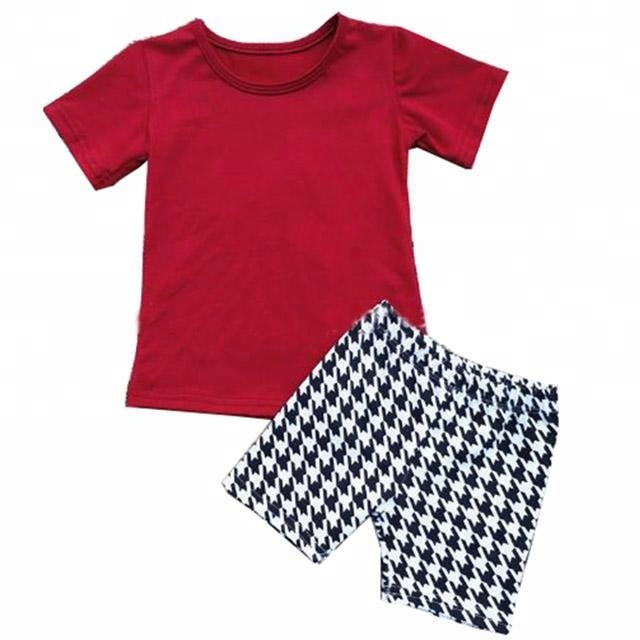 High Quality Wholesale 2pcs Baby Boy Thousand outfits Baby Clothing Fashion Clothes for Boys