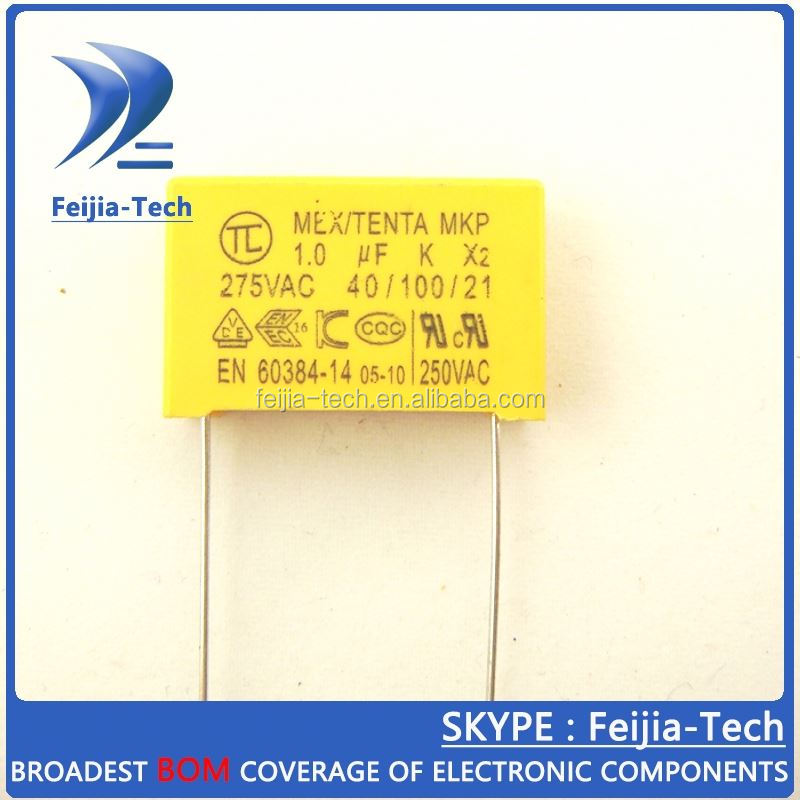Computer & Office Freeshippng 275v334k Safety Cap X2 Pitch P=15mm Domestic 0.33uf 330nf