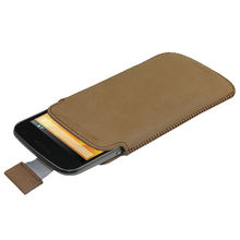 wholesale custom faux leather smartphone case for Google Nexus 4