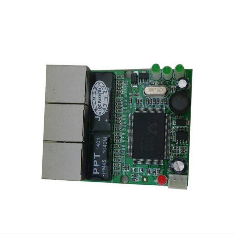 Oem mini 3 port 10 100 mbps ethernet switch netzwerkswitch produkt id 60470698632 - Mini switch ethernet 3 ports ...