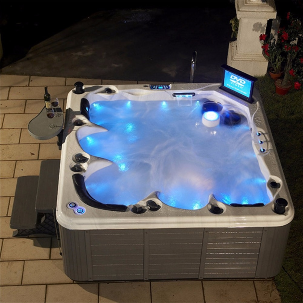 Air Jet Massage Outdoor Spa Hot Tub, Air Jet Massage Outdoor Spa Hot ...