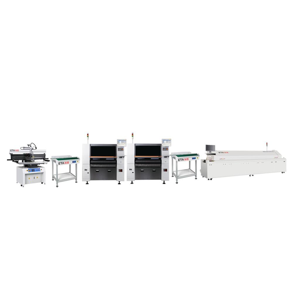Good-Service-Turnkey-SMT-Montage-Factory-Setup
