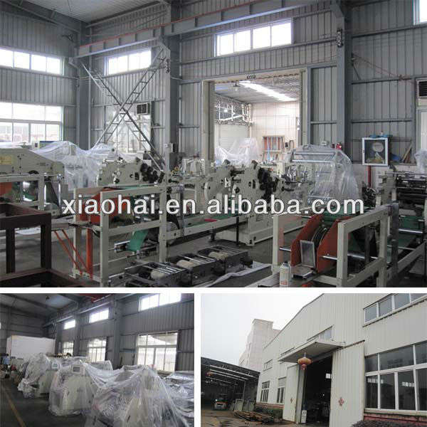 CY-180 290 490 Block Bottom 2kg of pure carbon barbecue charcoal and double layer paper bag Making Machinery