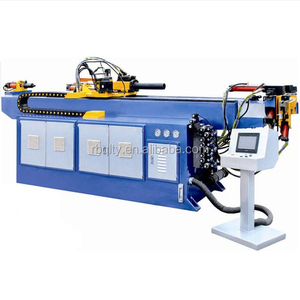 DW50 CNC Servo Motor Drive Mandrel Pipe Bending Machine for Your Special Bending Requirement