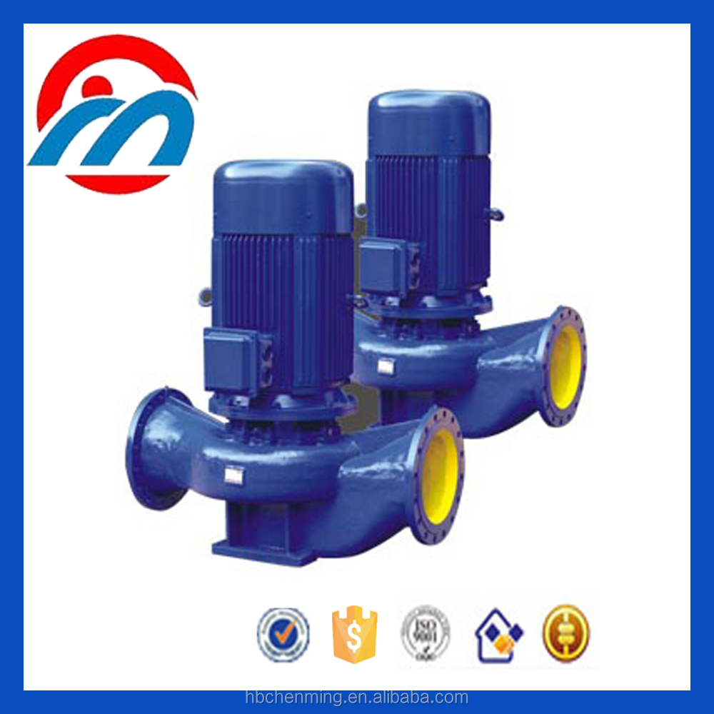 Centrifugal Pump Theory and Electric Power constant pressure water booster system