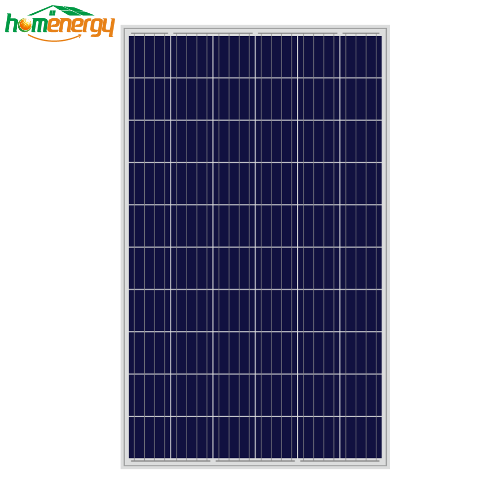 Bluesun poly solar panel 260w fence metal solid panel made in China