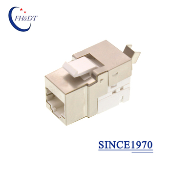Cat5e /cat6 Keystone Jack Stp /ftp Rj45 Connector