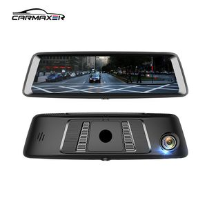 streaming media dual lens 10 inch car dvr 4g wifi dash cam model a9