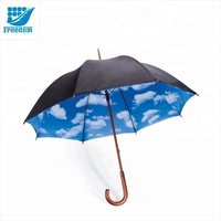 High Quality Straight Golf Rain Umbrellas