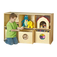 Toy Drawer Cabinet Storage for Kids
