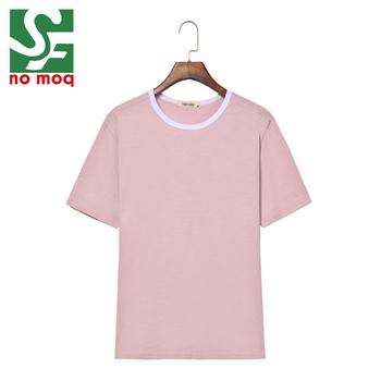 Factory supplier short sleeve women normcore t shirts custom printing 44b11bfcb8
