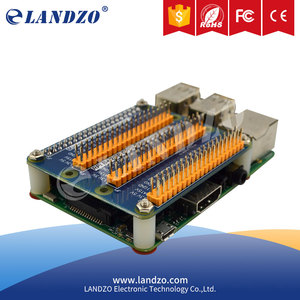 LANDZO Raspberry Pi 3 Expansion Board GPIO Raspberry PI 2 3 B B+ With Screws