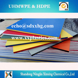 colorful hdpe sandwich panel,hpde sandwich board for playground