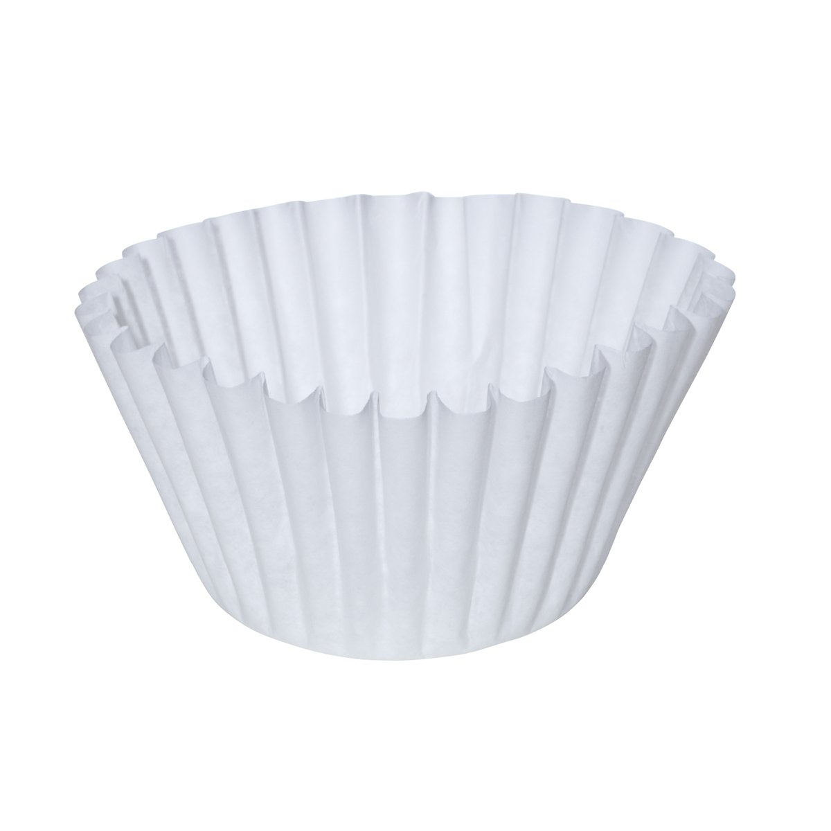 Wilbur Curtis Paper Filters 12.50 X 4.00, 500/Case - Commercial-Grade Paper Filters for Coffee Brewing - GEM-6 (Pack of 500)