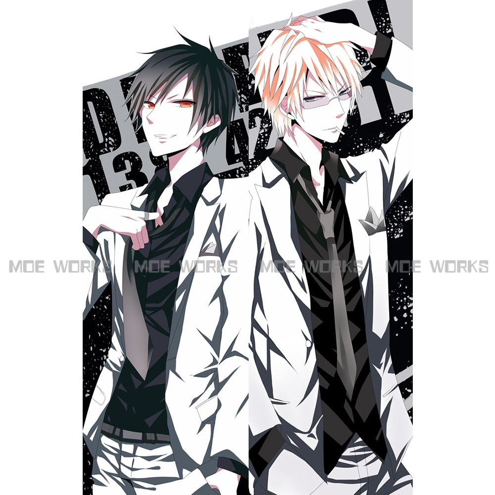 Durarara Custom Plush Pillow Anime Body Pillow Covers Buy Anime