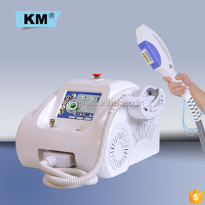 Powerful ipl radio frequency facial machine for home use with rent system for option