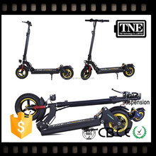 TNE wholesale price lithium battery self balancing scooter black