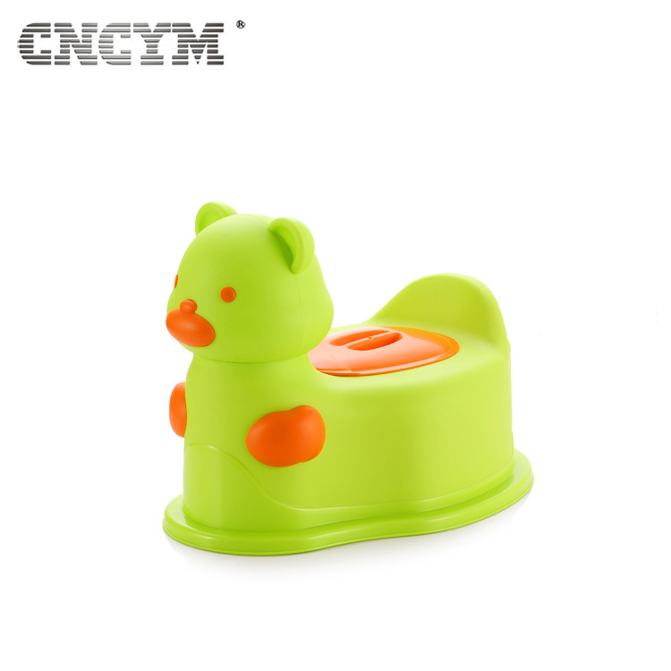 baby care products high quality plastic baby potty chair,douding bear children potty