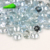 wholesale natural round brilliant cut rough unheated 2.0mm aquamarine loose gemstone
