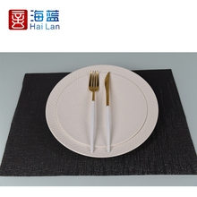 Newest Textilen Fabric Cloth Placemats