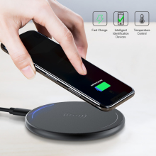 OEM service Universal Crystal Wireless Charger Pad Magnetic Induction Wireless Charger for galaxy s5