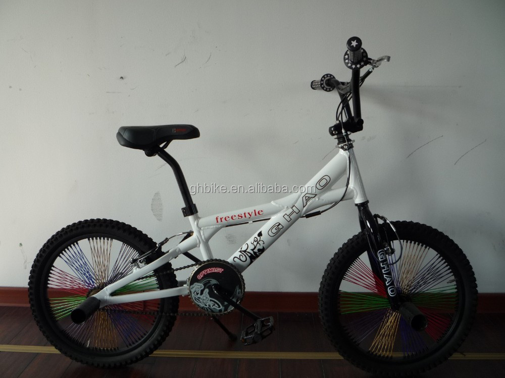 "20"" cheap aluminum alloy frame freestyle bicycle freestyle bike BMX bicycle"