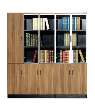 Chinese Furniture Import Wooden Bookshelves Book Almirah Design Cabinet Sz Fcb308