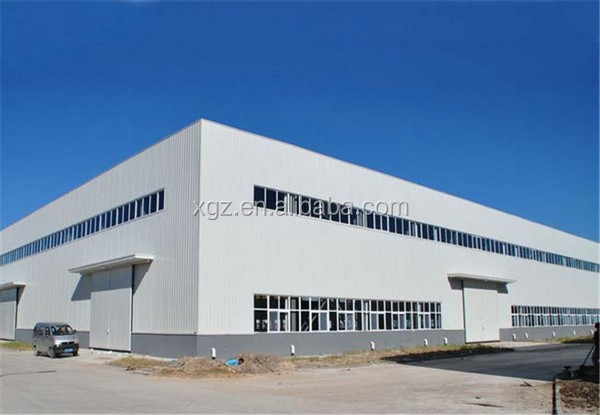 turnkey project affordable warehouse steel structure
