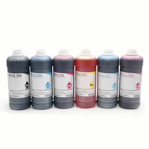 Ocinkjet 1000ML 6 Colors For Fujifilm Fuji DX100 Ink Anti UV Dye Ink For FUJI DX100 Printer